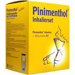 PINIMENTHOL INHAL SET 100G